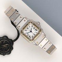 Cartier Or/Acier 24mm Remontage automatique 2319 occasion