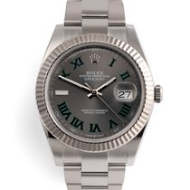 Rolex 126334 Steel 2018 Datejust 41mm