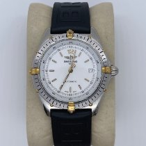 Breitling Antares Gold/Steel 39mm White