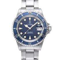 Tudor Submariner Steel 40mm Blue