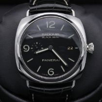 Panerai Radiomir Black Seal 3 Days Automatic Staal 45mm Zwart