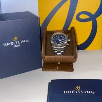 Breitling Super Avenger new 2019 Automatic Chronograph Watch with original box and original papers A13375101B1A1