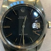 Rolex Oyster Precision Steel 34mm Silver No numerals United States of America, Texas, The Woodlands