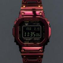 Casio G-Shock GMWB5000RD-4 Nuevo Acero 49.6mm Cuarzo