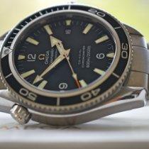 Omega Seamaster Planet Ocean Steel 42mm Black Arabic numerals United States of America, Hawaii, Honolulu