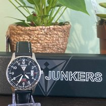 Junkers Steel 40mm Automatic 6664-2 pre-owned