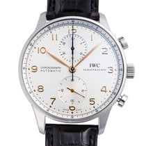 IWC Steel 41mm Automatic IW371445 pre-owned