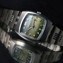 Orient (オリエント) ステンレス 28mm 自動巻き LM497 新品