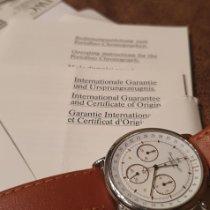 IWC Portofino Chronograph Otel Alb Fara cifre România, Constanta