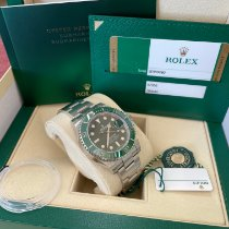 Rolex Submariner Date 116610LV New Steel 40mm Automatic United States of America, New Jersey, Totowa