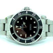 Rolex Submariner (No Date) Acero 40mm Negro Sin cifras España, Los Barrios
