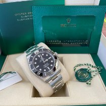 Rolex Submariner (No Date) Steel 41mm Black No numerals United States of America, New Jersey, Totowa