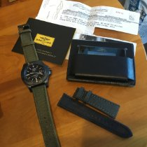 Breitling Avenger Blackbird Titanium 48mm Black No numerals United States of America, New York, Warwick
