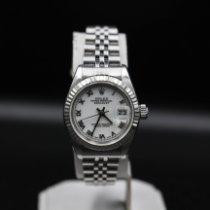 Rolex Lady-Datejust Otel 26mm Argint România, Bucuresti