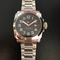 Tommy Hilfiger Steel Quartz TH.55.1.14.0723 pre-owned