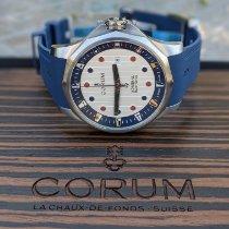 Corum Admiral's Cup (submodel) nowość 2020 Automatyczny Zegarek z oryginalnym pudełkiem i oryginalnymi dokumentami 411.100.04/F373 AA23