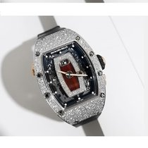 Richard Mille White gold 48mm Automatic RM37 new UAE, Dubai