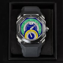 Bulgari Octo new 2021 Automatic Watch with original box and original papers 102257 BRAZIL
