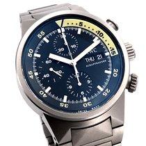 IWC IW3719 Titanium 2004 Aquatimer Chronograph 42mm pre-owned