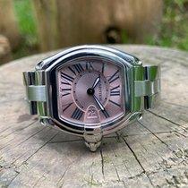 Cartier Roadster Steel 31mm Pink Roman numerals United Kingdom, London