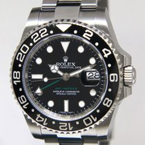Rolex 116710 Steel 2009 GMT-Master II 40mm pre-owned United States of America, Florida, Boca Raton