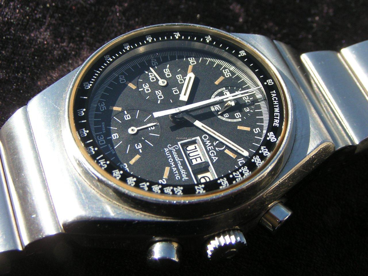 Omega Speedmaster Day Date 176.0016 1970 usados