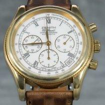 Zenith El Primero Chronograph Gold/Stahl 39mm Weiß Römisch