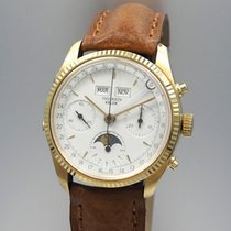 Theorein pre-owned Manual winding 36.5mm White Plexiglass
