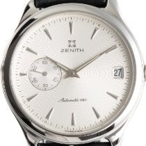 Zenith Elite Steel 35mm Silver