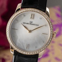 Girard Perregaux 1966 49528 Very good Red gold 30mm Automatic