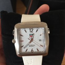 TAG Heuer Professional Golf Watch Titanium 36,5mm White