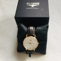 Elysee Gold/Steel 40mm Quartz 98006 new