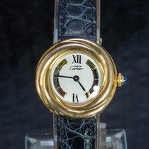 Cartier Trinity 2735 Zeer goed Zilver 27mm Quartz Nederland, 'S-Hertogenbosch