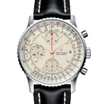 Breitling A13324121G1X4 Steel 2021 Navitimer Heritage 41mm new
