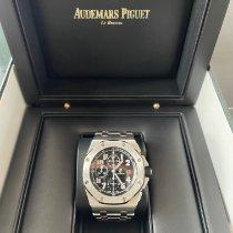Audemars Piguet 26170ST.OO.D101CR.03 Acier 2010 Royal Oak Offshore Chronograph 42mm occasion