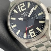Ball Engineer Master II Aviator Steel 46mm Black United States of America, Florida, Pompano Beach