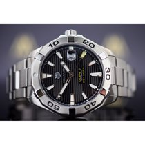 TAG Heuer Aquaracer 300M Steel 43mm Black