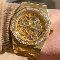 Audemars Piguet Royal Oak Jumbo Yellow gold 39mm