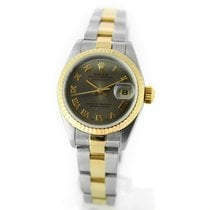 Rolex 79173 Or/Acier 2003 Lady-Datejust 26mm occasion