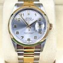 Rolex Datejust 16203 Очень хорошее Золото/Cталь 36mm Автоподзавод