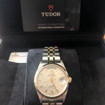 Tudor Prince Date Steel 36mm United States of America, Illinois, Aurora