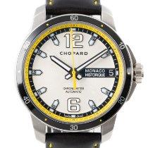 Chopard Grand Prix de Monaco Historique Steel 44.5mm Silver