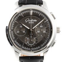Glashütte Original Senator Chronograph Steel 40mm Grey