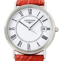 Longines La Grande Classique Steel 33mm White Roman numerals United States of America, Utah, Draper