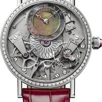 Breguet 7038BB/1T/9V6.D00D White gold 2020 Tradition 37mm new United States of America, Florida, Sunny Isles Beach