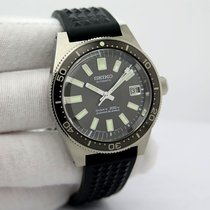 Seiko Marinemaster Steel Black United States of America, Florida, Orlando