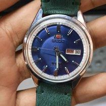 Orient (オリエント) バンビーノ ステンレス 38mm ブルー