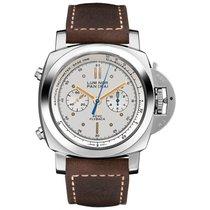 Panerai Luminor 1950 3 Days Chrono Flyback new 2000 Automatic Watch only PAM00654
