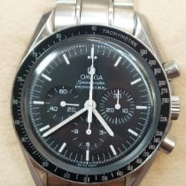 Omega 145.0022 Steel Speedmaster Professional Moonwatch pre-owned