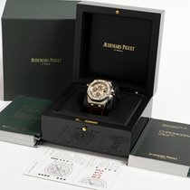 Audemars Piguet Royal Oak Offshore Chronograph Steel 42mm Champagne Arabic numerals United Kingdom, Kent